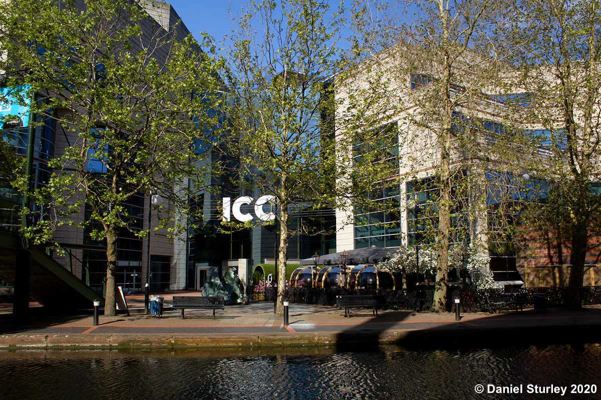Introducing The International Convention Centre (The ICC), Birmingham, UK